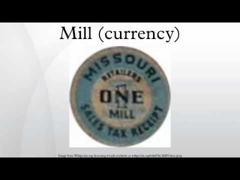 Mill (currency)