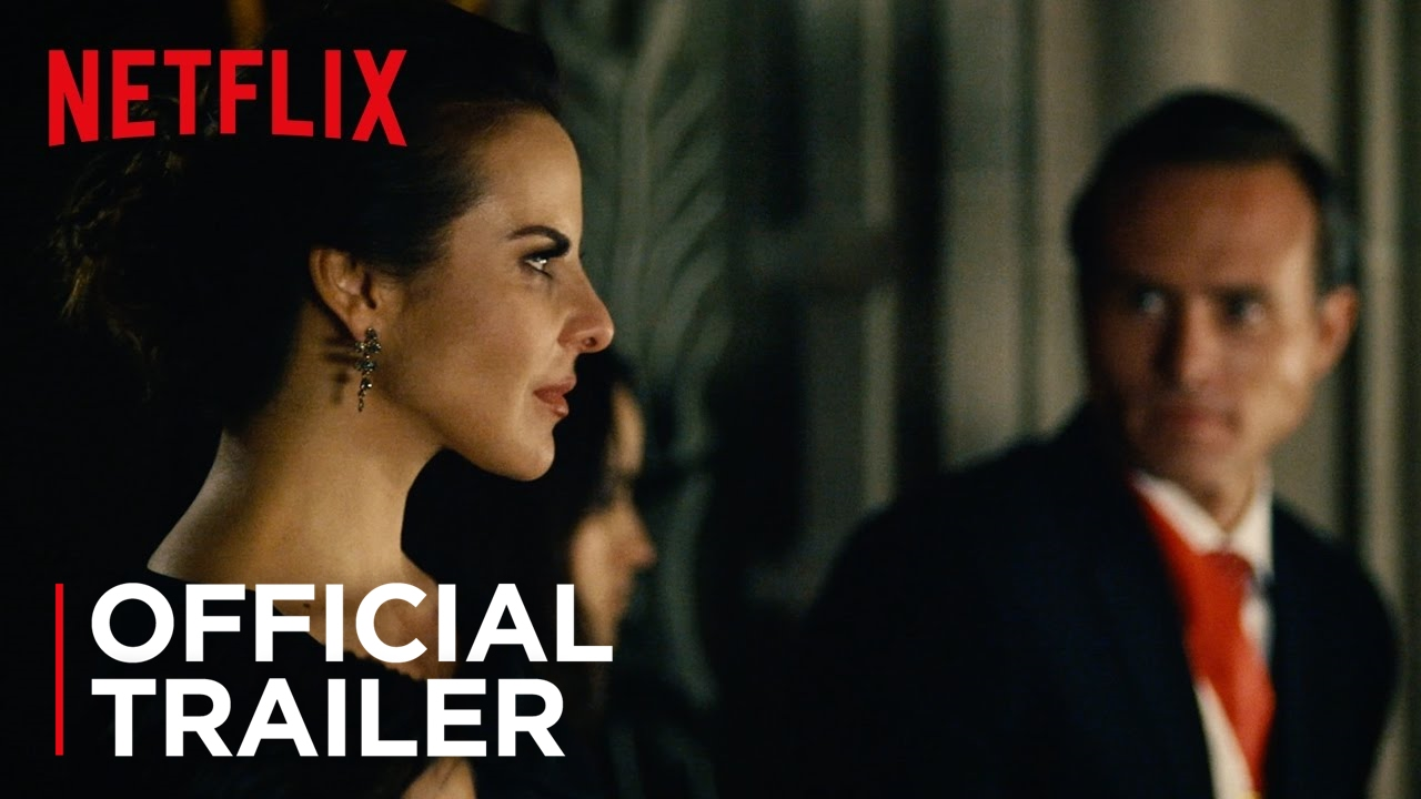 Ingobernable Official Trailer Hd Netflix Youtube
