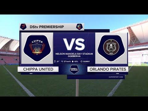 Download DStv Premiership I Chippa United v Orlando Pirates l Highlights