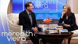 Nicholas Sparks Almost Didn't Write The Notebook? | The Meredith Vieira Show