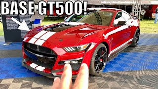 WHY THE BASE 2020 Shelby GT500 is the SPEC to GET!   2019 FORD NATIONALS