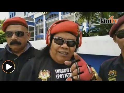 Rani Kulup lapor polis, gesa haram tayang 'Beauty & The Beast'