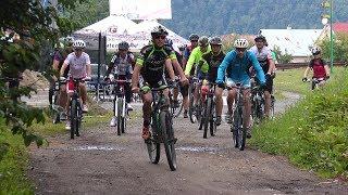 Мукачівські велосипедисти оглянули новий маршрут