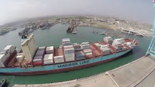 Puerto del Callao, el terminal más importante del Pacífico