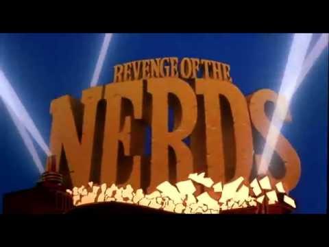 La venganza de los nerds sex