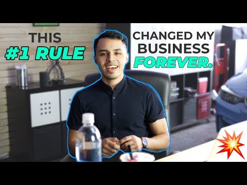 Understanding This 1 Rule Will Change Your Business Forever
