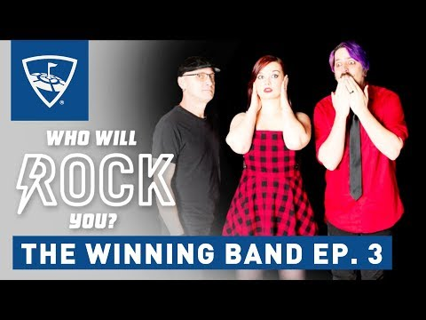 Who Will Rock You | Season 1: Episode 3 - The Winning Band: Crimson Riot | Topgolf