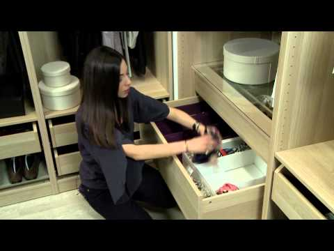 IKEA - Σωστή χρήση συρταριών