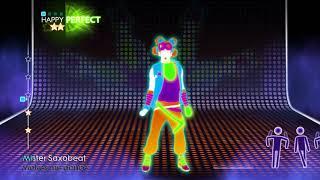 Just Dance 4 (WII U) Mr. Saxobeat Mashup