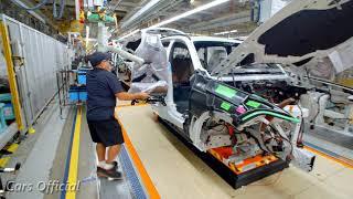 2019 BMW X5 MANUFACTURING PROCESS • SPARTANBURG • CARSOFFICIAL