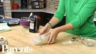 How To Make Hazelnut Thumbprint Cookies