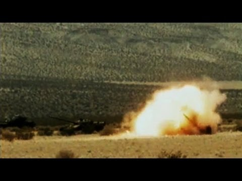 British Brimstone Missile in Action - A Tank's Worst Nightmare [HD]
