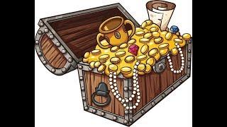 Treasures in them seas
