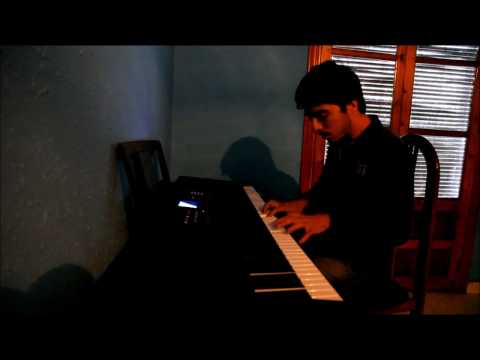 NF - Can You Hold Me (Ballad Piano)