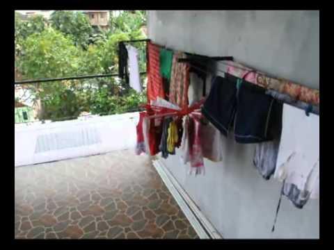 KRIMINAL /// PENCURI PAKAIAN DALAM  WANITA TERTANGKAP CCTV Mp3