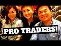 PROFESSIONAL TRADERS + CRYPTOCURRENCY EXPERT | PRO FOREX TRADER SECRETS  | Karen Trader Vlog 045