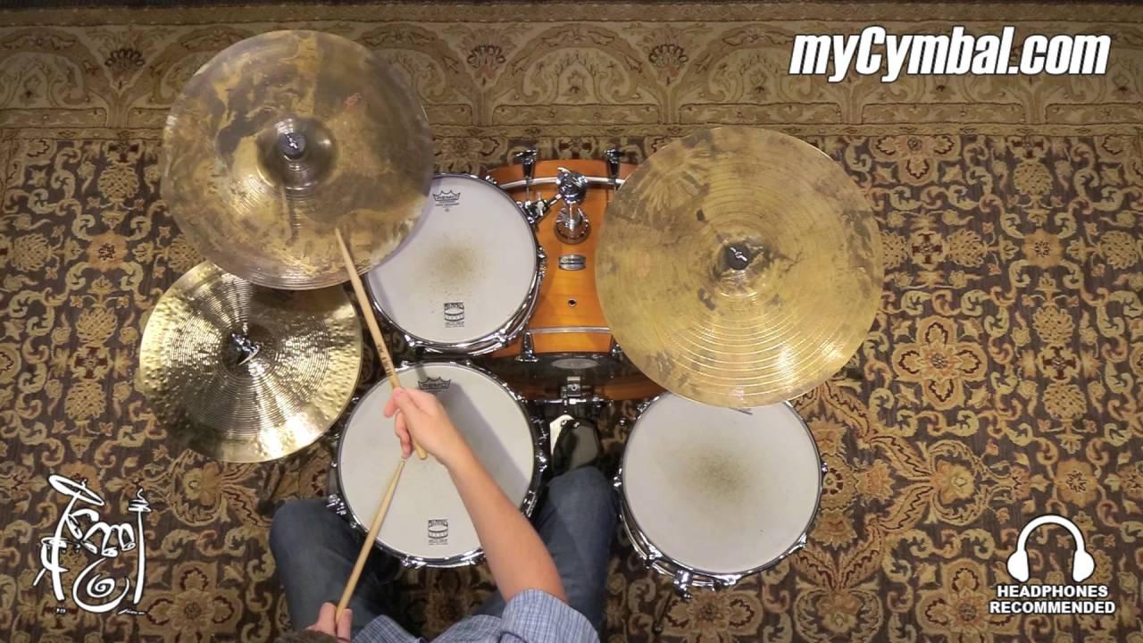 sabian 18 big ugly xsr monarch crash cymbal 1372g xsr1880m 1082316c youtube. Black Bedroom Furniture Sets. Home Design Ideas