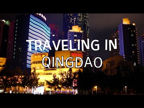 Traveling in Qingdao