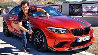 ACADEMEG, такая BMW M2 тебе точно понравится!) Мотор от M3! Тест-драйв BMW M2 Competition на ручке.