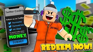 *REDEEM NOW* ALL WORKING CODES IN ROBLOX MAD CITY!