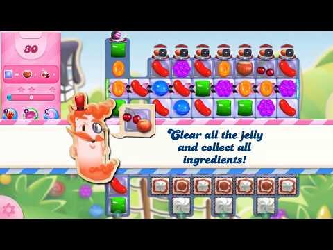 Candy Crush Saga Level 3159 NO BOOSTERS