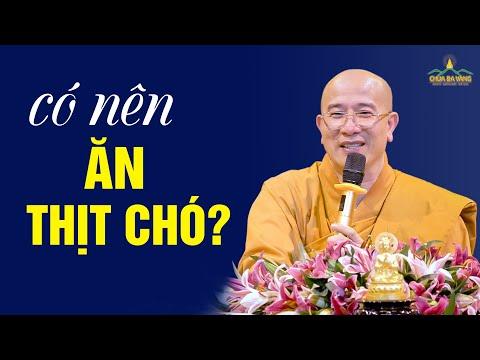 Có Nên Ăn Thịt Chó Hay Không? (Cực Hay) | Vấn Đáp Phật Pháp | Chùa Ba Vàng