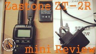 Review (mini) Zastone ZT-2R - Обзор рации станции (yaesu vx-2r)(, 2013-10-27T11:12:22.000Z)