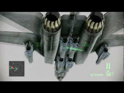 Ace Combat Assault Horizon - American Awe