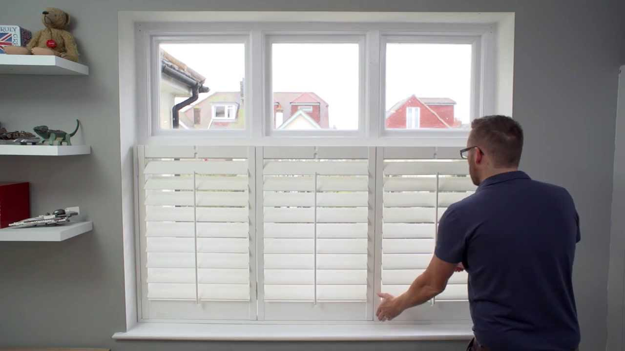 Window Shutter Glossary Caf 233 Style Shutters Youtube