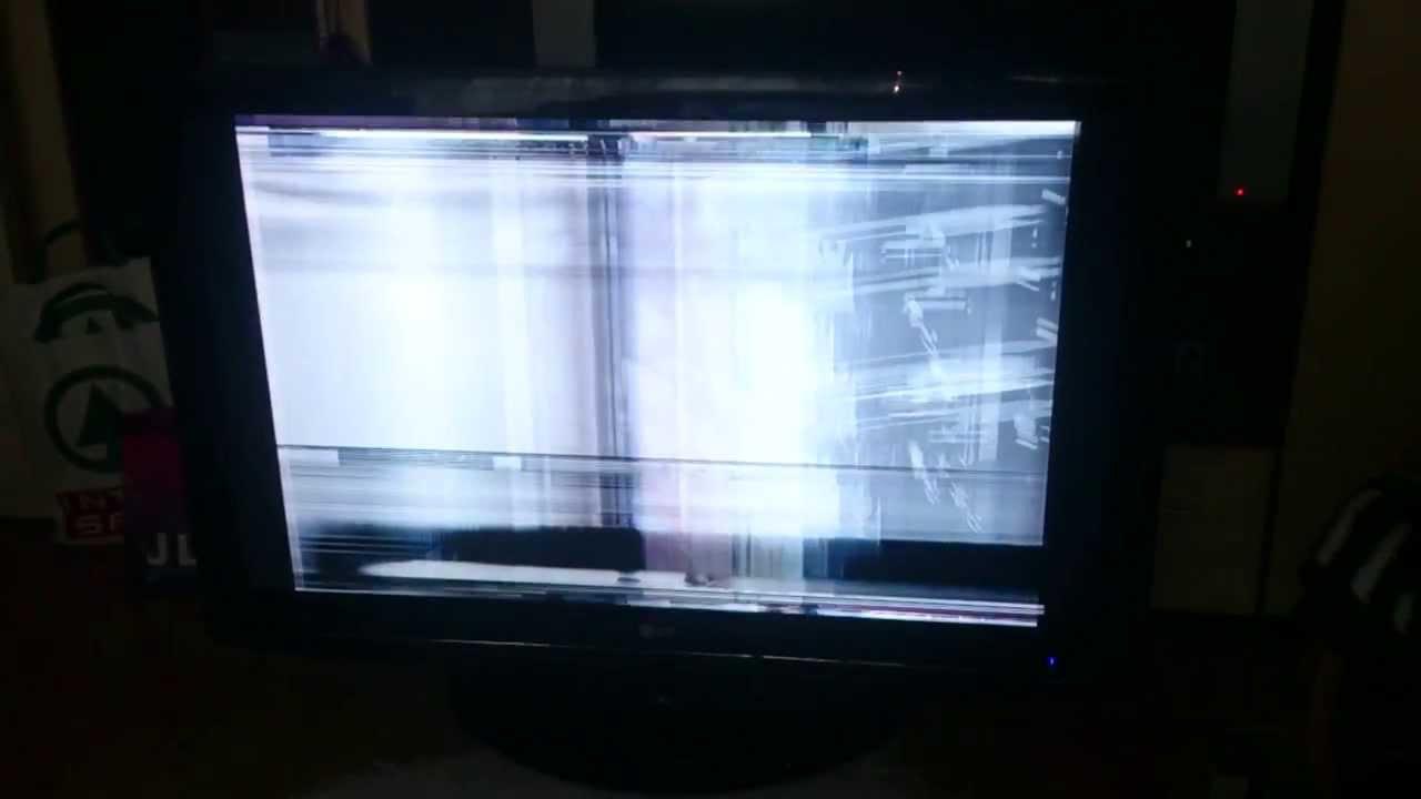 Lg Tv Problem Lg 42lg5010 Lcd Screen Problem Hun