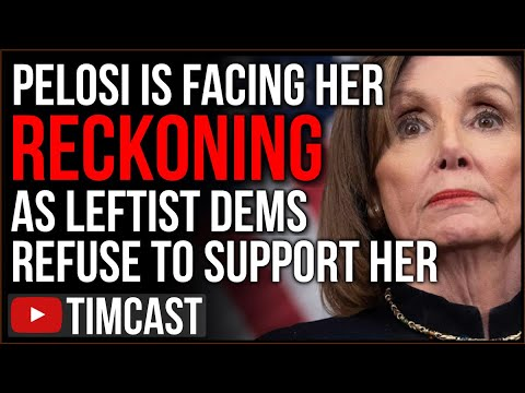COVID Panic And Leftist Defectors Could Mean THE END For Pelosi, GOP Could WIN House Speakership