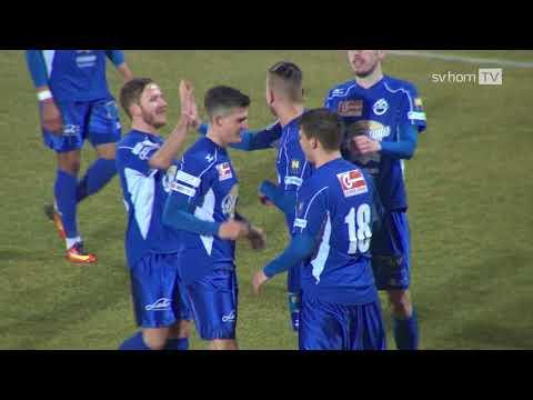 22. Runde RLO: SV Horn vs. ASK Bruck