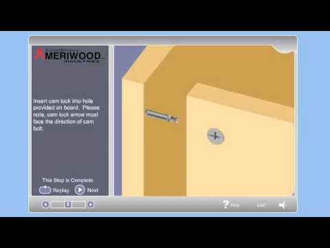 Altra Assembly Tips Cam Lock And Bolt Youtube