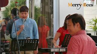 Merry Bees - How Deep Is Your Love by Ywenna