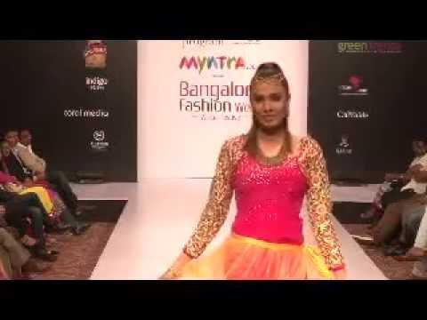 Dream  Zone Show at Myntra.com Bangalore Fashion Week 11th Edition