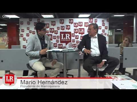 Mario Hernandez / Presidente de Marroquinera