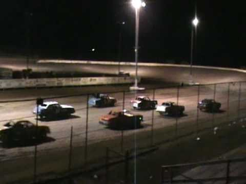 Iowa Sportsman Series at Stuart Speedway
