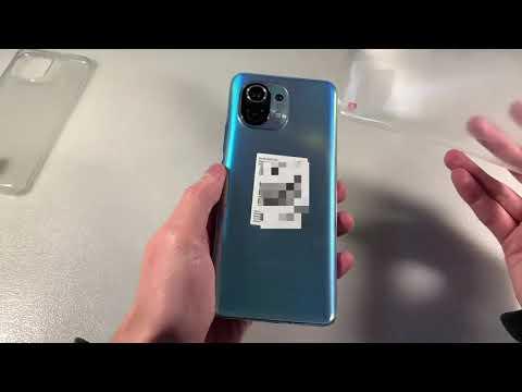 Мобільний телефон Xiaomi Mi 11 8/256 GB Midnight Gray
