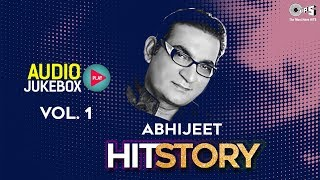 Abhijeet Bhattacharya Hit Story- Audio Jukebox (Vol.1) | Abhijeet Evergreen Songs | Best Of Abhijeet