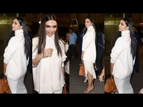 Deepika Padukone leave for Italy for her Wedding | Deepika Ranveer Wedding | Bollywood Shaukeen