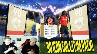 Mein BRUDER zieht 90 ICON GULLIT im 1.000.000 COINS PACK! 💎🔥 Fifa 18 Pack Opening Ultimate Team