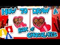 How To Draw A Box Of Chocolates + Spotlight