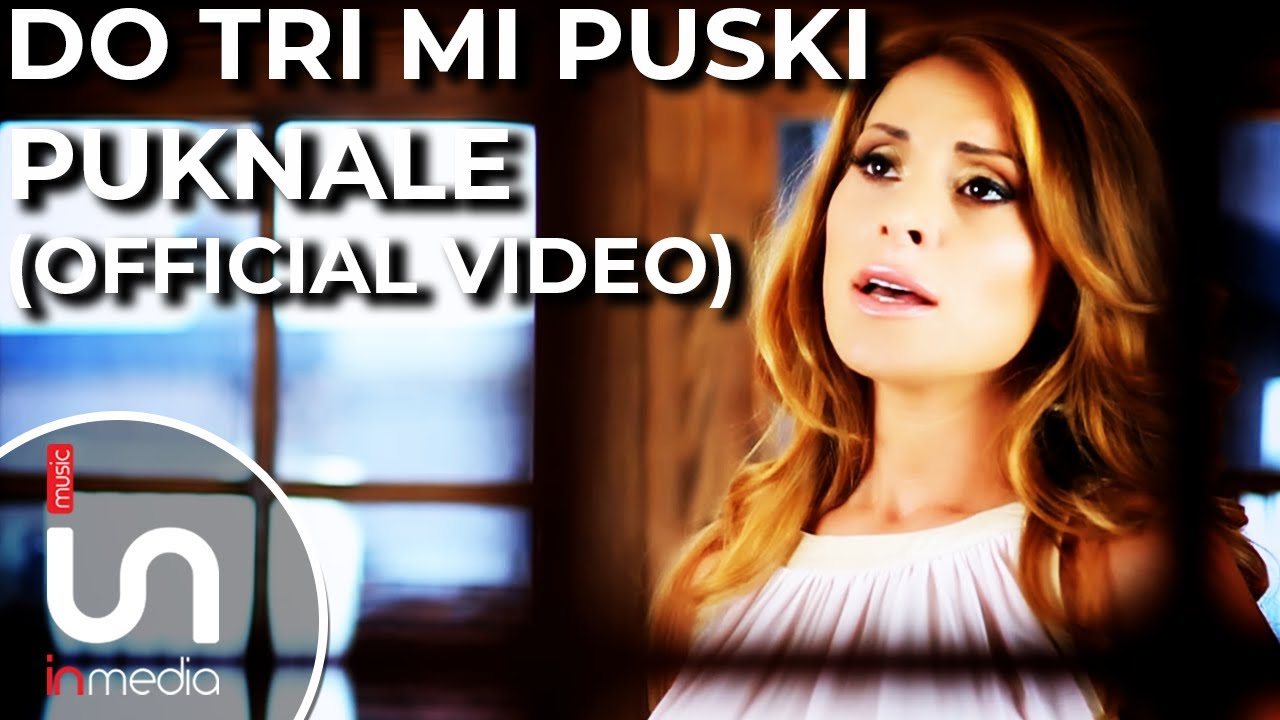 Suzana Gavazova - Do tri mi puski puknale (Official Video)
