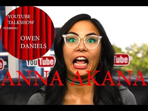 Anna Akana - YouTube TalkShow With Owen Daniels