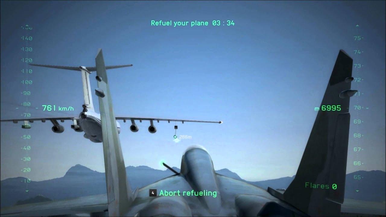 Atak W Nowej Zelandii Hd: H.A.W.X 2 Gameplay + Testing New Logitech Attack 3
