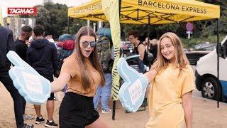 Wie heeft de beste moves op Barcelona Express 2019?