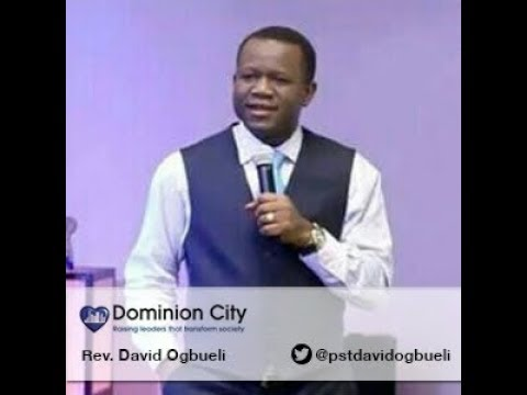 PASTOR DAVID OGBUELI: THE EXPRESSION OF THE DIVINE NATURE