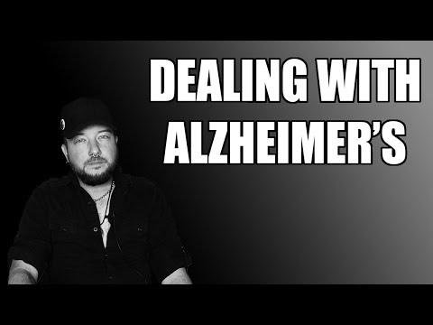 Dealing With Alzheimer's