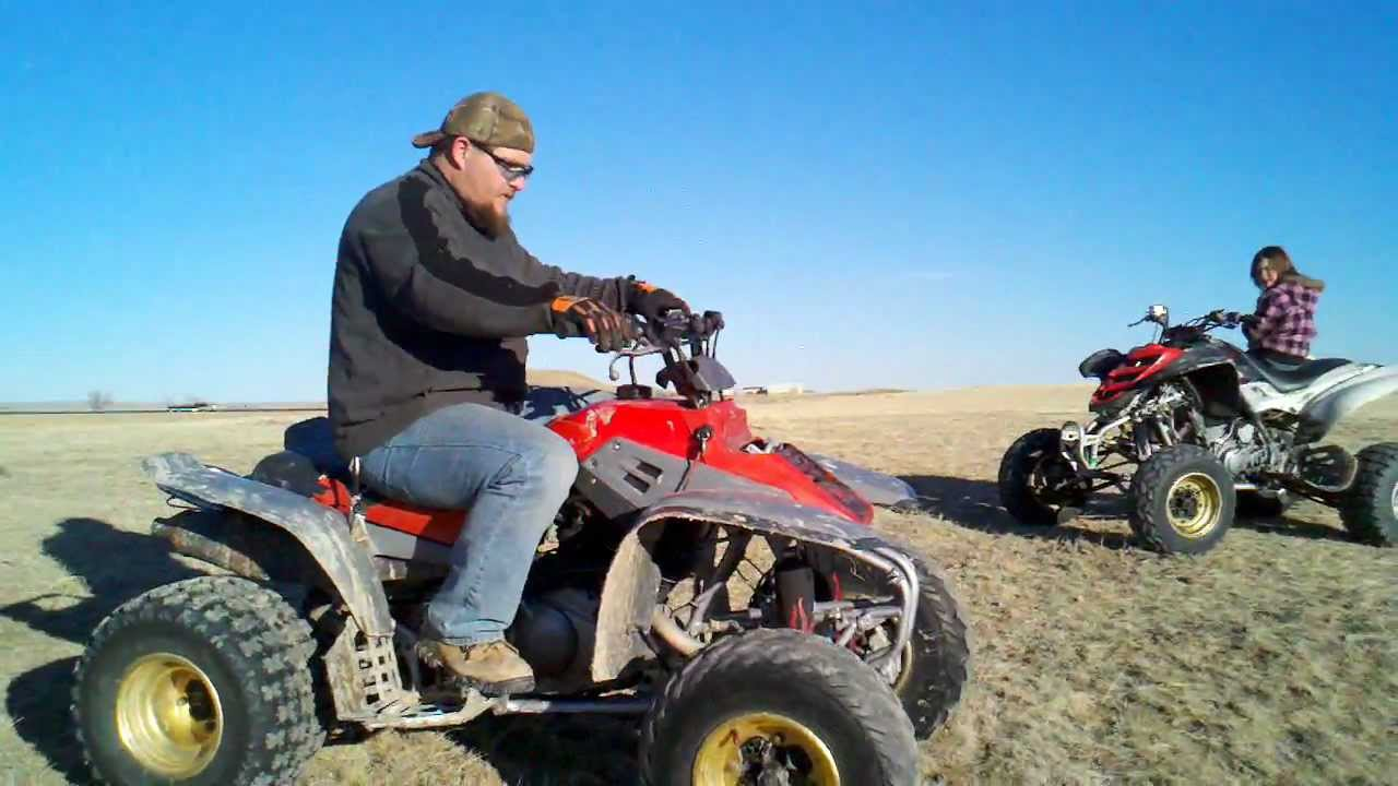 Yamaha Warrior  Atv