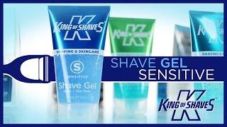 King of Shaves | Sensitive Shave Gel
